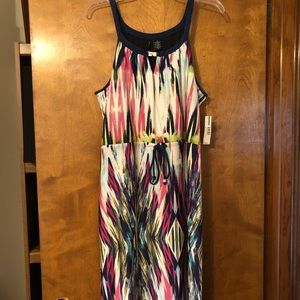 Brand New - Full length maxi dress - tags attached